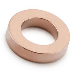 Dichtscheibe, Kupfer, 1/4 Zoll ISO-Gewinde