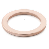 Copper Gasket for 1/2 in. ISO Parallel Thread (RP) Fitting