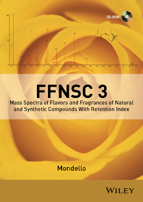 Mass Spectra of Flavor and Fragrances 3rd Ed. Upgrade