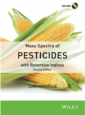Mass Spectral Library of Pesticides 2ed.