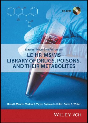 LC-HR-MS/MS Library of Drugs Poisons and