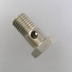 Hollow screw