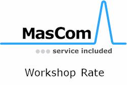 Arbeitsstd.  Elektronik / Workshop rates for electronic