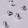 """Restek Alumaseal Ferrules, 1/16"""", ID=0.4mm, Set=10"""