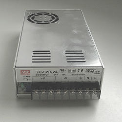 Power Supply for TMH 071-272 / 2 pumps