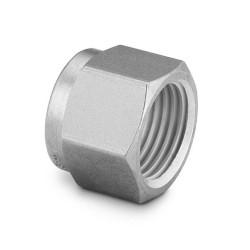 Nut, 12mm, stainl. steel