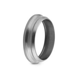 Back Ferrule 22 mm, stainl. steel