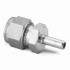 Tube Fitting Reducer 3mm x 6mm Tube OD Stainl.St.