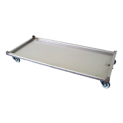 Oil pan on wheels for SSH11